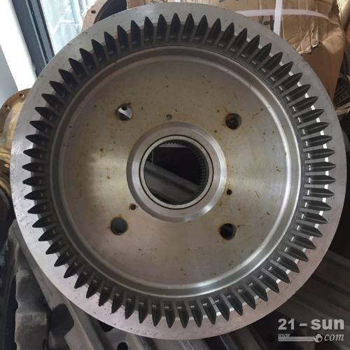 厂家直销 徐工装载机LW500KL轮边齿圈61:67齿数 内...