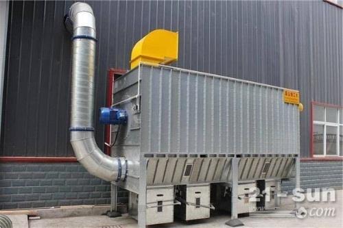 环保中央除尘设备移动伸缩房uv光氧催化设备伟航制造可加工定制