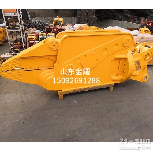 进口挖机液压剪直销 大型挖掘机设备直销 挖机属具