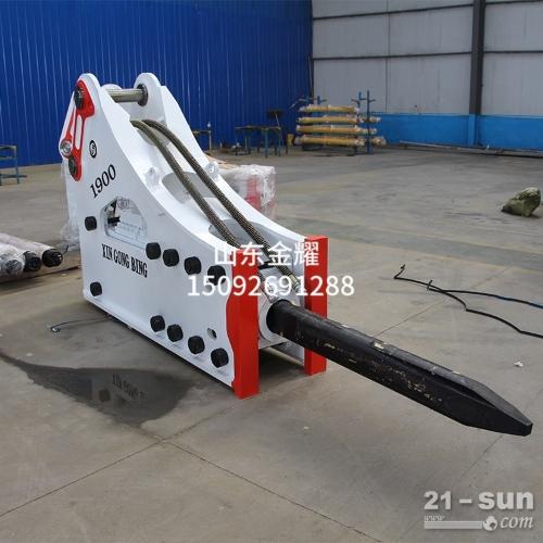 大型挖掘机设备 移动式挖掘机炮头厂家直销