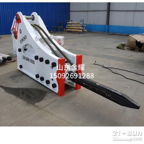 挖掘机小型60机专用炮头直销 挖掘机大型液压属具