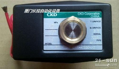 直通阀电磁阀AB41-02-1-02E-DC24V