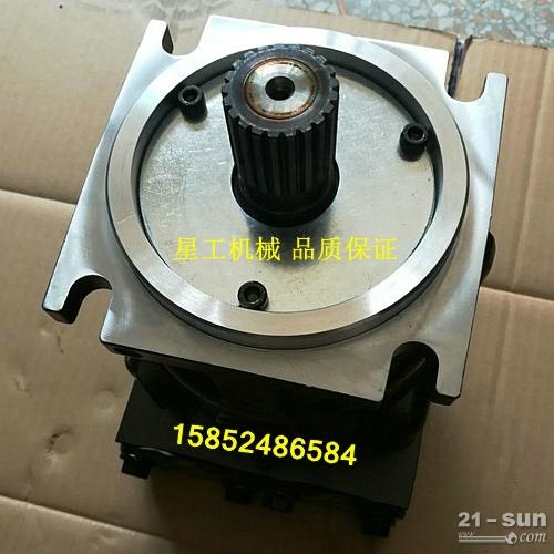 维修山推压路机震动液压泵 马达 行走泵 配件
