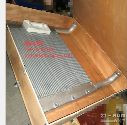 小松 装载机 WA380-3   中冷器 6223-63-4300