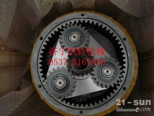 挖掘机全车配件 小松PC200-7减速机总成