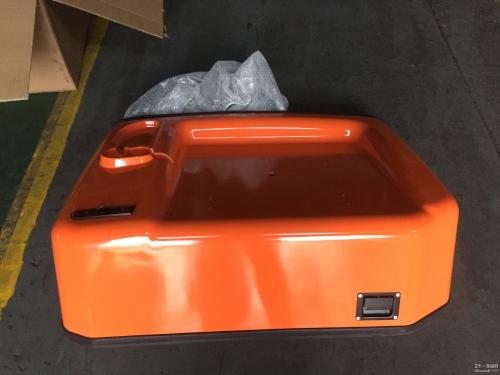 烟台高新区合力K30/35叉车水箱散热器上盖板/机罩后盖板供应