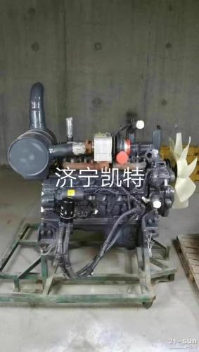 挖掘机全车配件 小松PC270-7发动机