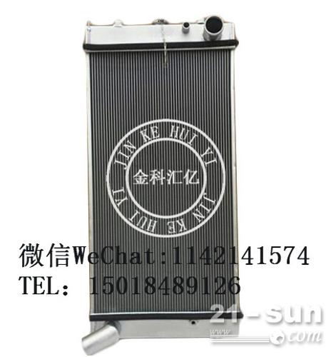 小松推土机 D65PX-15  散热器 14X-03-35111