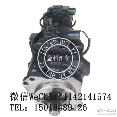 小松推土机  风扇 泵 708-1W-00921 for D375A- 5