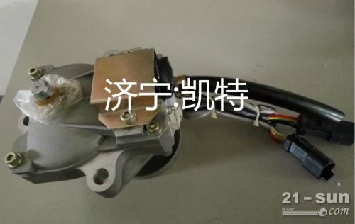 挖掘机全车配件 小松PC200-7油门马达