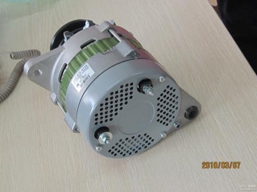 小松挖掘机配件pc200-8发电机