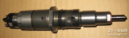 小松挖掘机配件pc450-8喷油器