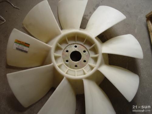 小松挖掘机配件pc450-8风扇叶