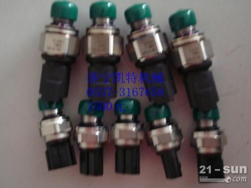 挖掘机全车配件 小松PC300-7分配阀传感器