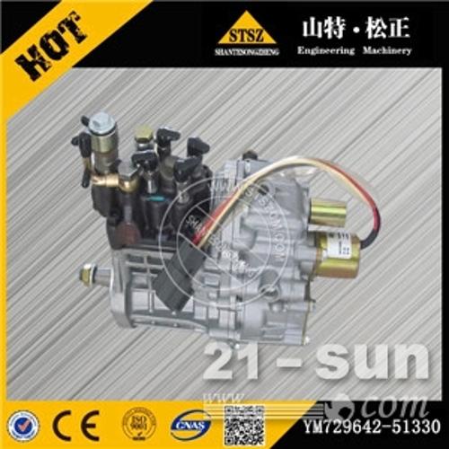 小松原厂PC50 55MR-2柴油泵 YM729642-51...