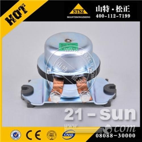 PC200-7 PC300-7蓄电池继电器 08088-30...