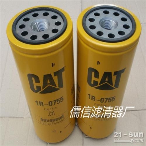 卡特1R0755机油燃油液压油空气滤清器