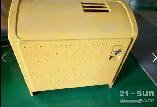 挖掘机全车配件 小松PC200-8电瓶箱