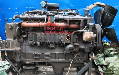 小松 发动机总成 SAA6D170-2