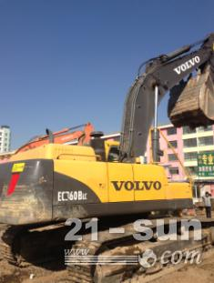 沃尔沃360 挖掘机高清图片