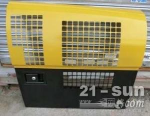 竹内TB160挖掘机发动机后罩