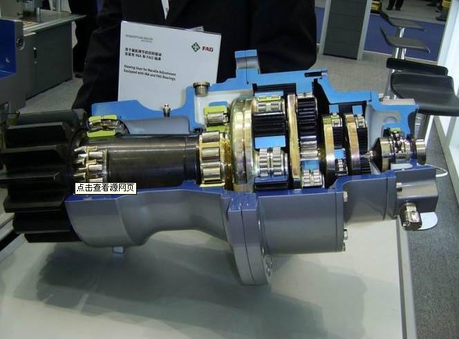 日立液压泵及液压马达总成图片