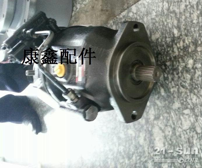 供应现代80挖掘机液压泵-【供应信息】-中国工程机械图片