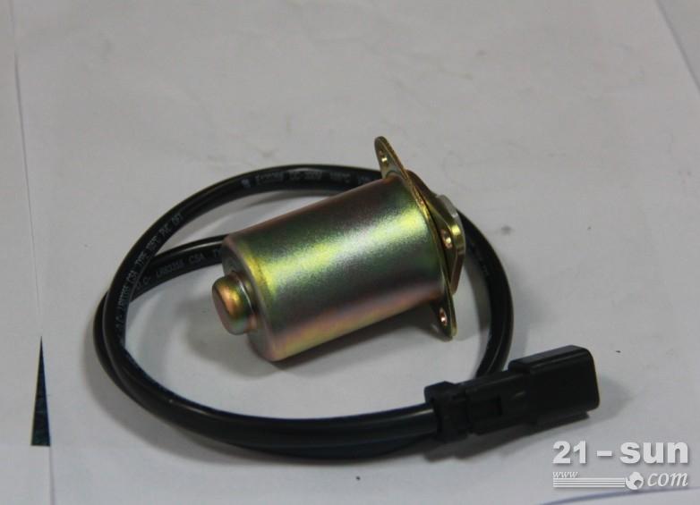 小松-7旋转电磁阀图片