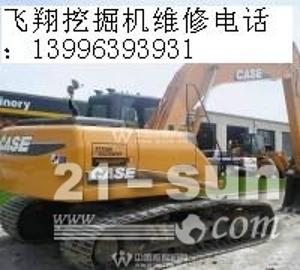 贵州贵阳挖掘机维修,龙里挖掘机全车动作慢修理