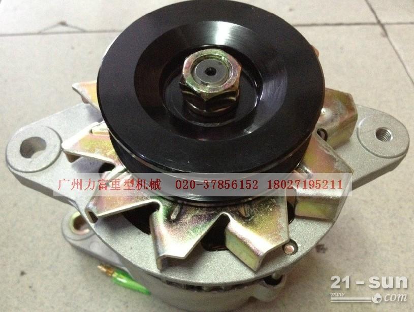 配件 总成 发电机 发动机 五十铃 6hk1/[产品供应] 五十铃发动机配件6HK1发电机总成