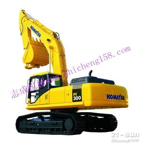 PC300挖掘机