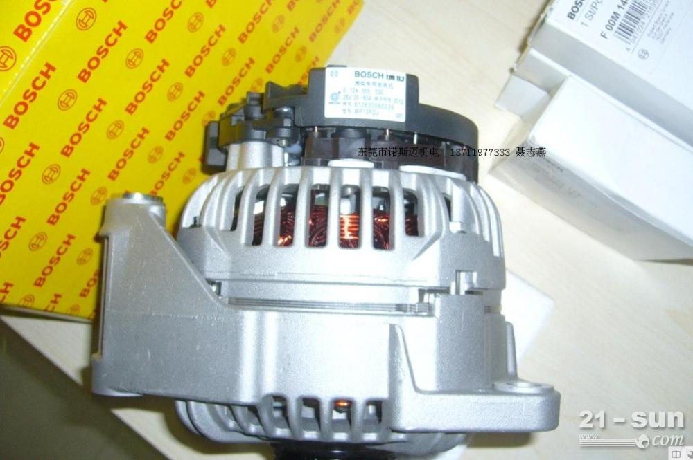 中国 发电机/[产品供应] 博世发电机0124655023