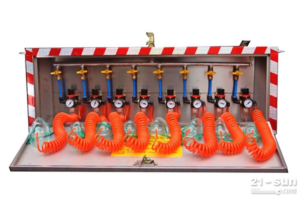 压风自救装置供应商 矿用自救器装置齐全