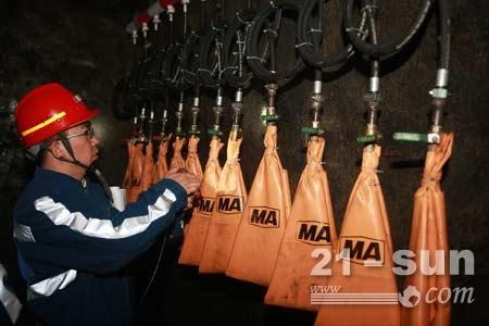 ZYJ压风自救装置 矿井压风自救系统 煤矿自救器