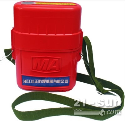 ZYX60隔绝式压缩氧气自救器 压缩氧自救器厂家