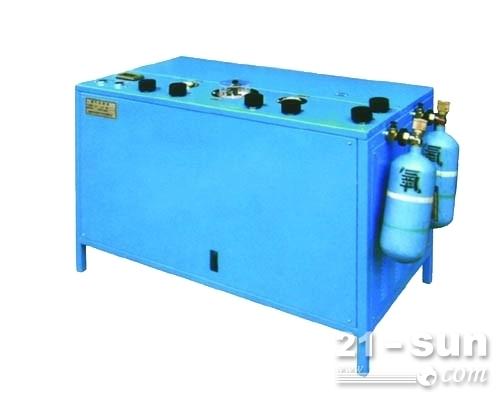 山东优质氧气填充泵 矿用氧气泵 AE101A充填泵