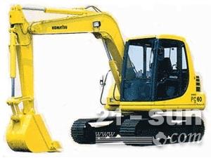 PC200-6挖掘机玻璃