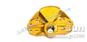 SD22引导轮支架154-30-11497