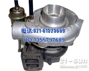 东风汽车涡轮增压器