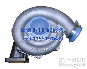 宇通汽车涡轮增压器