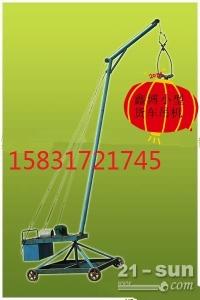 便携式吊运机旋转220v小型货车吊装机