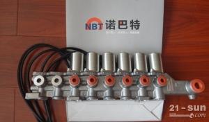 小松200-7电磁阀组