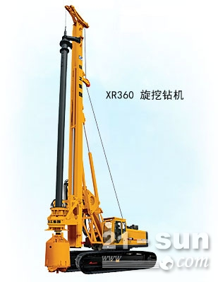 旋挖钻、旋挖钻机、旋挖机、挖机、徐工挖机、可租赁 XR360