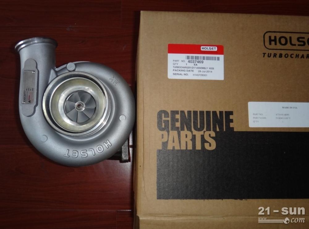 小松200-8涡轮增压器