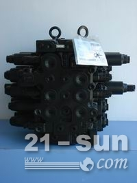 神钢SK330-6E多路阀总成,川崎原装配件,广州现货销售