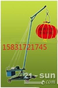 小型货车吊装机便携式360小吊机