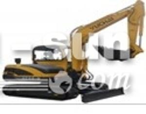 玉柴60-8履带式小挖
