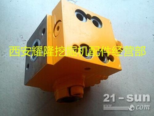 小松200-6挖掘机减压阀图片