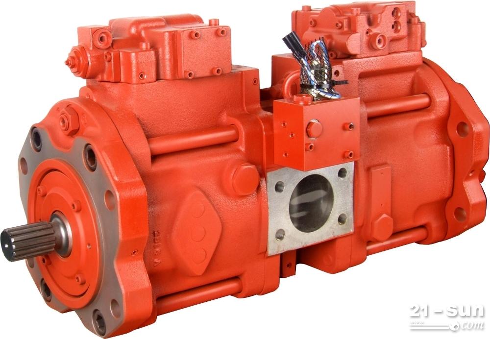 韩国川崎k3v140液压泵总成图片