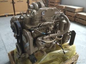 进口康明斯6BTA5.9-C173发动机总成